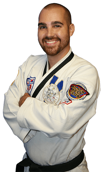 John-Michael Dietz Karate Atlanta