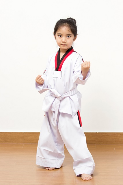 TAEKWONDO CAN HELP YOUR CHILD