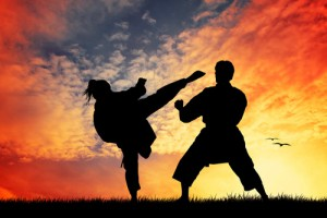 THE RISE OF KARATE