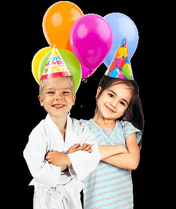 Martial Arts Karate Atlanta - Birthday Parties